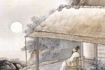 Refreshing Japanese Paintings