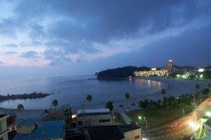 白良滨之夜