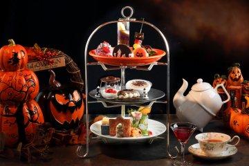 5 Halloween High Teas to Enjoy This Autumn