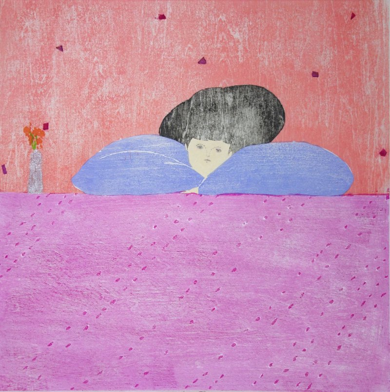 "Sayaka Kawamura's ""mundanedays Ⅲ"" (2017)"