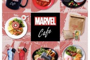 Marvel Cafe to Take Place in Osaka