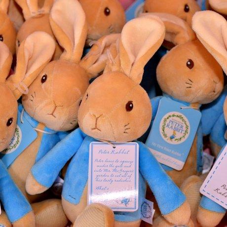 Peter Rabbit 120th Anniversary Exhibition