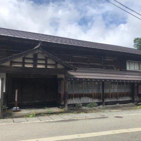 Ikedaya in Niigata