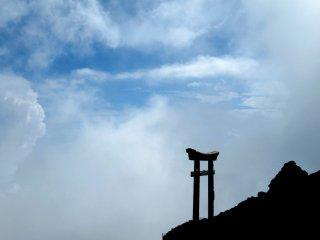 Абсолютная тишина на Фудзисан