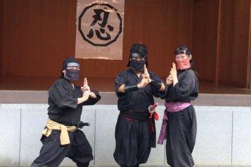 Ninja Training Experience