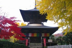 Bannaji Temple in Ashikaga