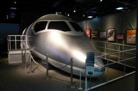 """O Museu Mitsubishi no """"Porto do Futuro"""", em Yokohama"""