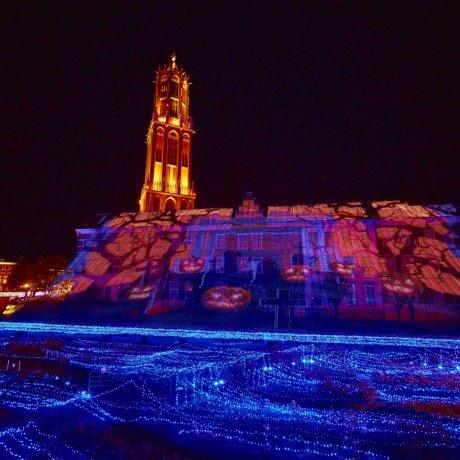 Huis Ten Bosch Halloween