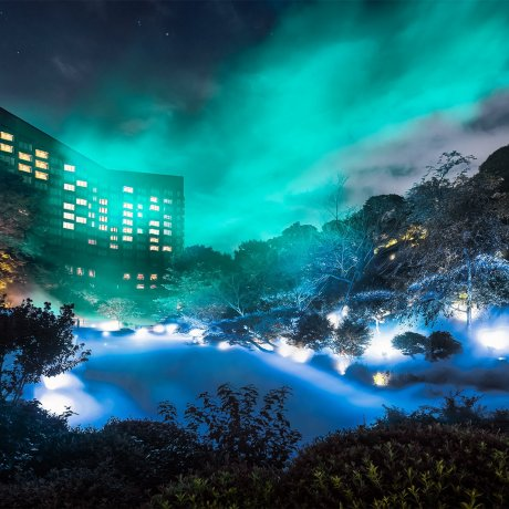 Hotel Chinzanso's Aurora of the Forest