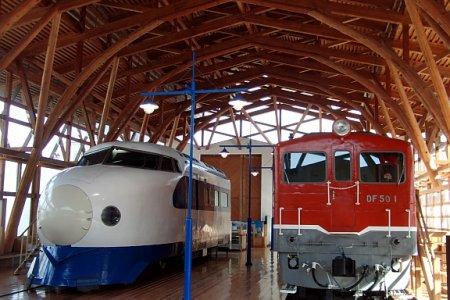 Железнодорожный исторический парк в Сайдзё
