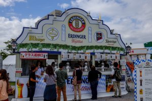 Odaiba Oktoberfest is the best place to experience Bavarian culture each year in Tokyo