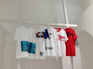 Graphic printed T-shirts