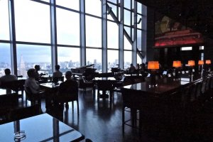 "New York Bar: Stunning panoramic view of Tokyo as seen in ""Lost In Translation"""