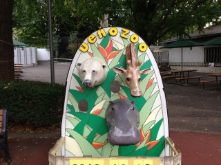 Welcome to Ueno Zoo