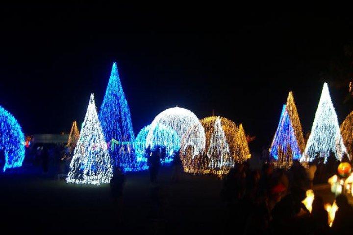 Itoman Peaceful Illumination