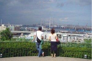 浪漫从横滨开始