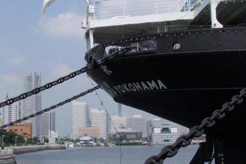Visit Yokohama's Hikawa Maru
