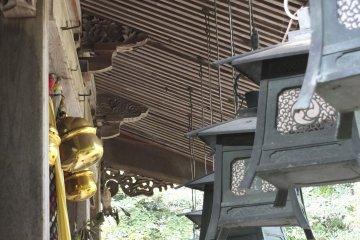 Sabae's Funatsu Jinja Shrine