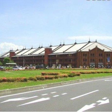 横滨红砖仓库,历史的记忆