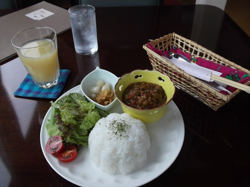 <p>My tasty, filling lunch</p>