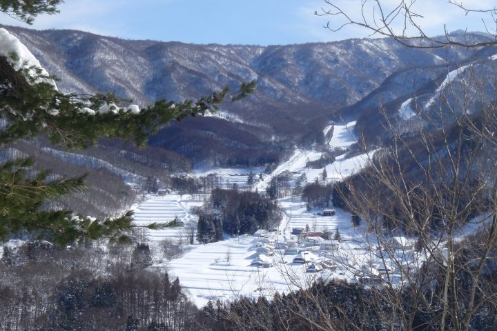 Hodaigi Ski Resort