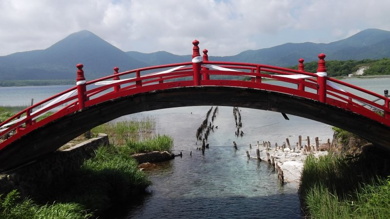 <p>Lived a good life? Let&#39;s see you get across the bridge</p>