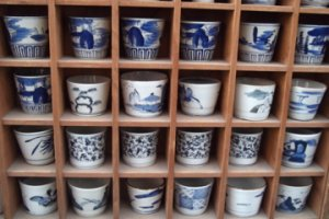 Beautiful ceramics are another major focus