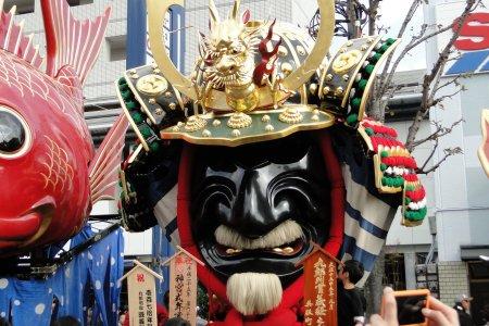 เทศกาล Karatsu Kunchi