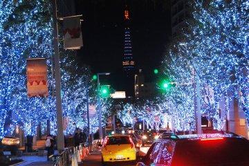 Iluminasi Sebelum Hari Natal