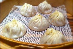 Pork XiaoLongBao (Steamed Pork Dumplings with Pork Soup, 6 pcs), ¥819