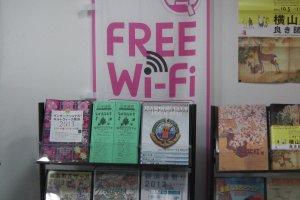 """""""Free WiFi"""" - música para os ouvidos de qualquer viajante"""