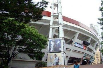 横滨公园--棒球的天堂