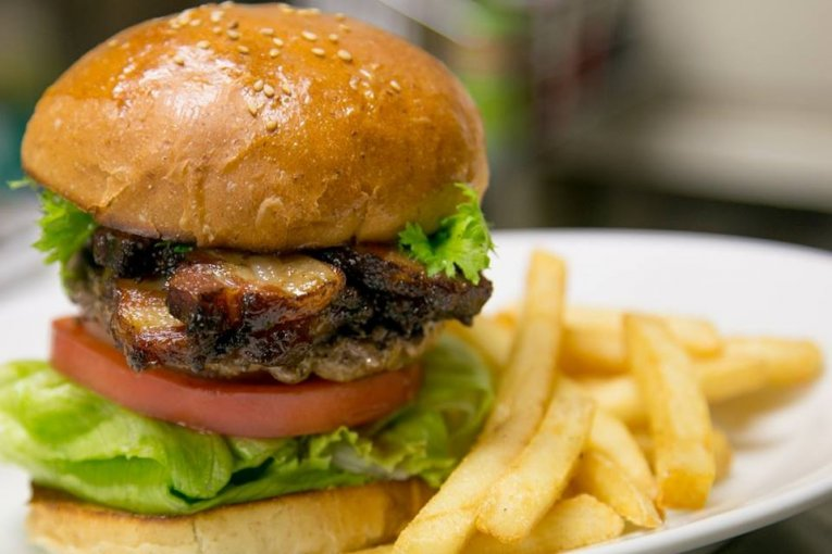 Moose Hills Burger, Kawaguchi-ko