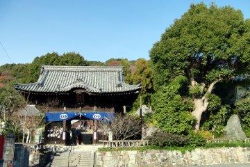Jodo-ji Temple in Matsuyama