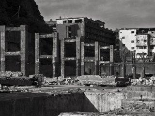 สายพานลำเลียงถ่านหิน ซึ่งใช้ขนย้ายถ่านหินไปสู่โรงเก็บถ่านหิน