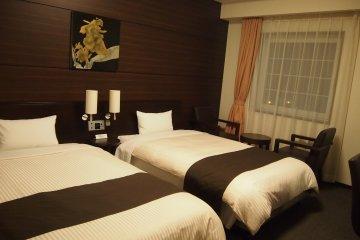 โรงแรมแกรนเชีย ชิเรโตโกะ-ชาริ เอกิมาเอะ