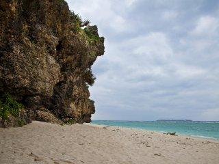 Vách đá càng cao thì phong cảnh càng ấn tượng