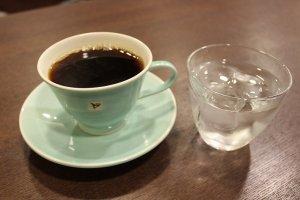 酸味とコクの素晴らしいブレンドコーヒー