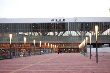 JR Asahikawa Station