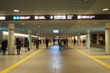 <p>The wide and spacious passageways come with resting corners equipped with wifi.&nbsp;</p>