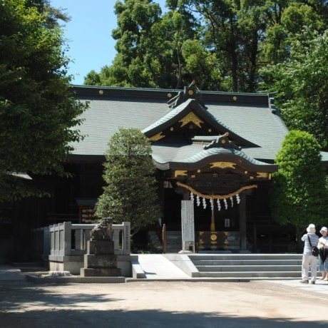 Kasukabe Hachiman Shrine
