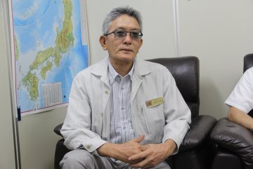 <p>Toshimichi Hiyane plans to greatly expand Plenty Staff&#39;s bilingual staffing model throughout Okinawa at off-base hotels and&nbsp;restaurants</p>