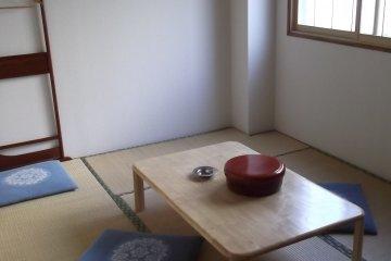 ห้องของผมตอนไม่มีฟูก