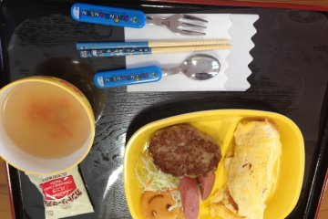 <p>A child&#39;s meal set</p>