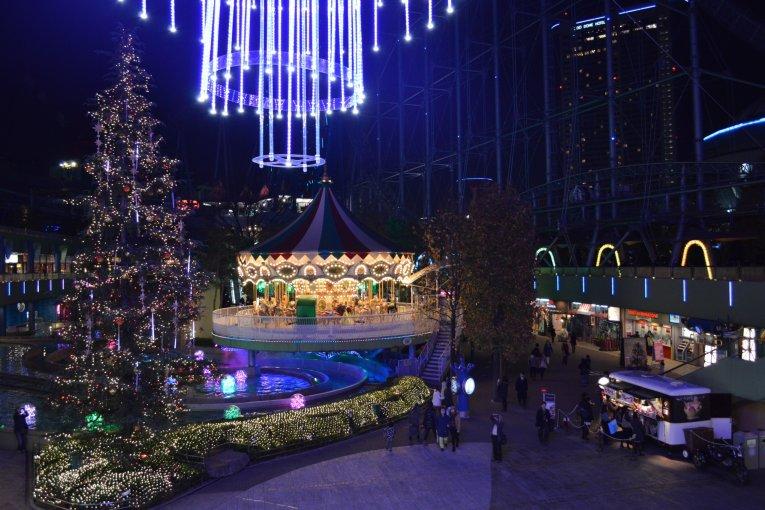 도쿄 돔 일루미네이션
