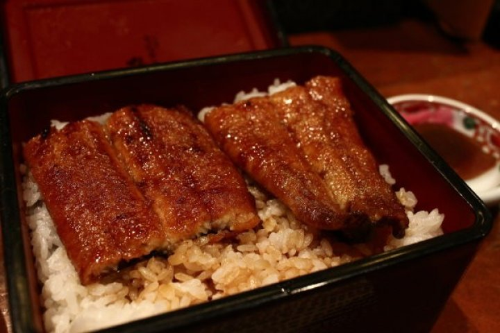 大阪 魚伊鰻魚飯