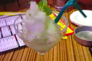 Le fameux Frozen Margarita