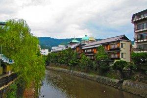 K's House dan Sungai Matsukawa