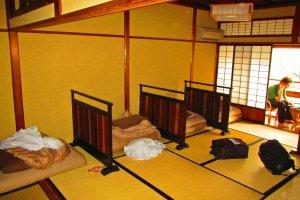 The 7 person dormitory