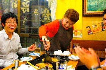 Tsutsumi Okonomiyaki House